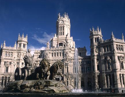 Wiosenny weekend w Madrycie za 158zł