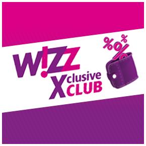 Omijamy członkostwo Wizzair Xclusive Club.