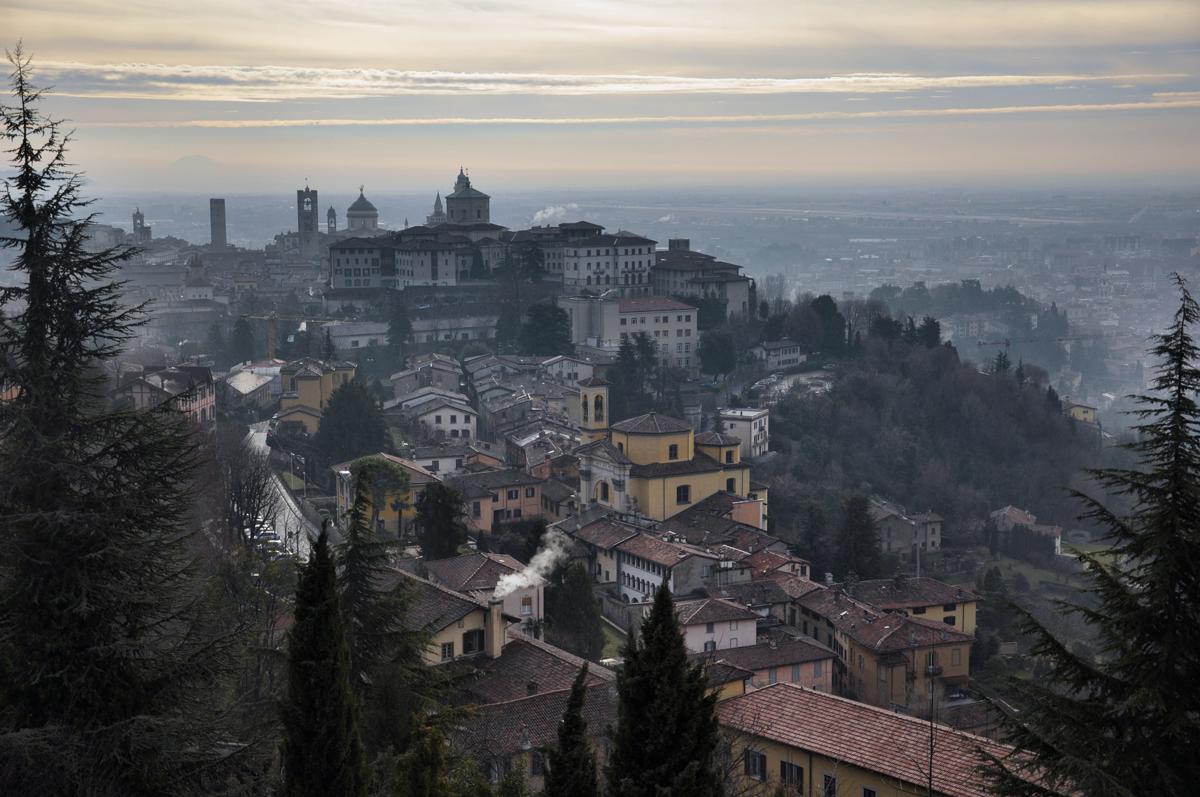 Urokliwe Bergamo w maju od 58zł