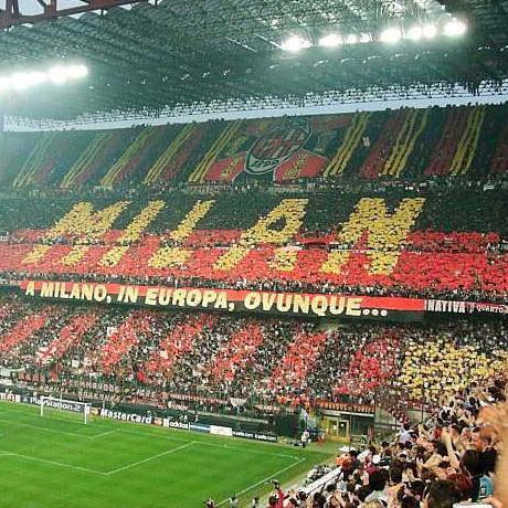 Lecimy na mecz do Mediolanu.