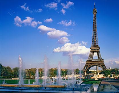 Paryż w październiku od 58zł w 2 strony.