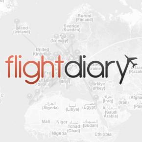 Flightdiary, twój osobisty dziennik lotów