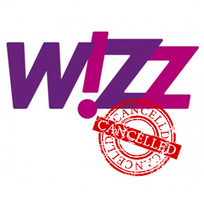 Wizz cancelled