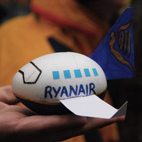 Ryanair darmowe bilet