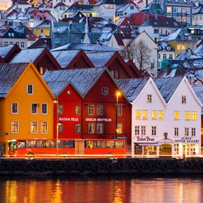 Tanie loty do Bergen