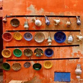 Maroko z Katowic w październiku za 346 PLN