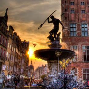Gdansk tanie loty