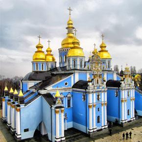 Tanie loty do Kijowa za 180 PLN (z bagażem rejestrowanym w cenie)