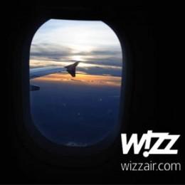 Tanie loty Wizz Air. Anglia, Gruzja, Francja, Holandia, Niemcy, Norwegia, Szwecja, Włochy od 34 do 54 PLN (za lot w jedną stronę)