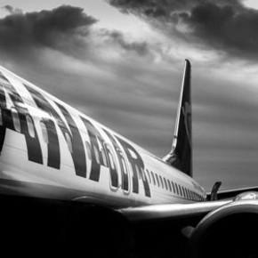 Droższe bilety w Ryanair. Podwójne przewalutowanie!
