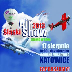 Śląski Air Show na Muchowcu