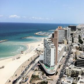 Tanie loty do Izraela: Tel Awiw za 228 PLN