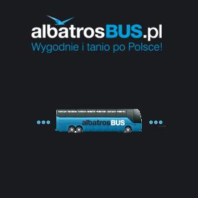AlbatrosBUS: Nowy przewoźnik oferujący bilety od 1 PLN. Podróże także z Katowic.