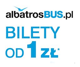 AlbatrosBUS z Katowic za 1 PLN