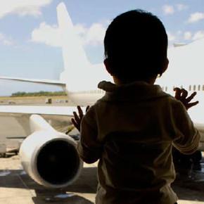 """""""Baby on board"""" czyli jak przygotować się do podróży z dzieckiem."""
