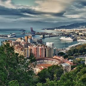 Tanie loty do Hiszpanii. Malaga z Katowic za 264 PLN (styczeń)