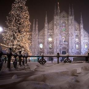 Tanie loty do Mediolanu na Boże Narodzenie za 88 PLN
