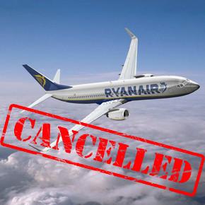 Ryanair: Przewoźnik usuwa loty z Katowic do Edynburga oraz Barcelony (Girony)