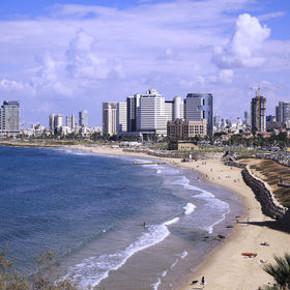 HIT! Tanie loty do Izraela: Tel Awiw z Katowic za 198 PLN
