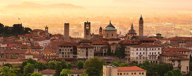 Tanie loty do Bergamo z Katowic od 78 PLN