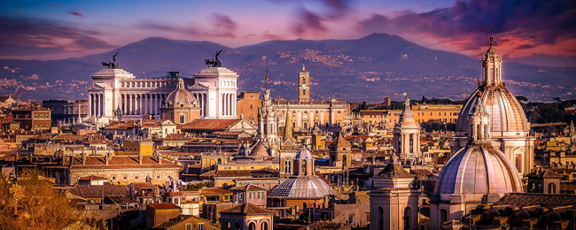 4 dni w Rzymie z Katowic za 322 PLN (loty + noclegi ze śniadaniem)