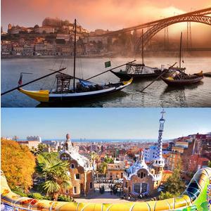 Tanie loty po Europie. Porto i Barcelona w jednej podróży za 272 PLN (styczeń)