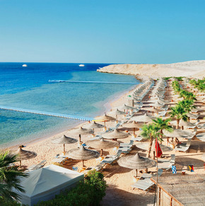 "Sharm el Sheikh ""lastminute"" z Katowic za 742 PLN (przlot+hotel BB)"