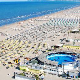 Sierpniowy weekend nad Adriatykiem z Katowic za 360 PLN (lot + nocleg)
