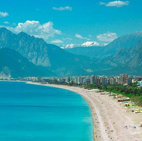Świetne! Turcja (Antalya) za 597 PLN we wrześniu.