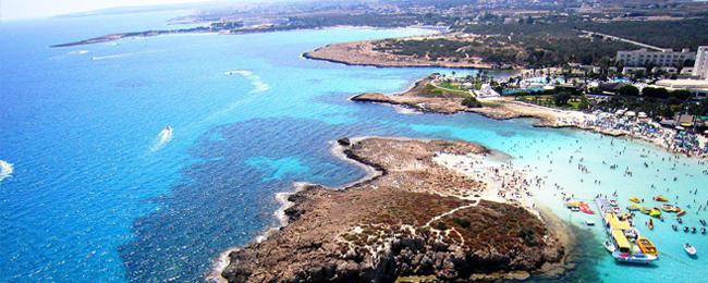 Sierpniowy tydzień na Cyprze z Katowic za 1023 PLN (loty + hotel z HB)