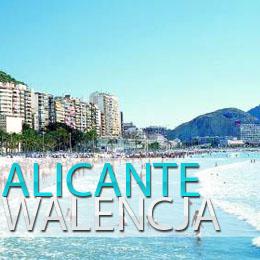 Costa Blanca (Alicante i Walencja) w czerwcu z Katowic za 316 PLN