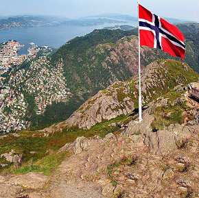 Tanie loty do Norwegii: Bergen za 78 PLN (czerwiec)