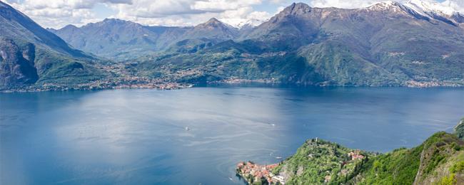 Północne Włochy (jezioro Como i Bergamo) w lipcu z Katowic za 182 PLN