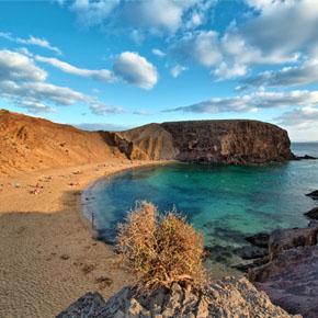 Tygodniowy wypoczynek na Wyspach Kanaryjskich (Lanzarote) za 1023 PLN. Przeloty z Katowic i hotel z wyżywieniem