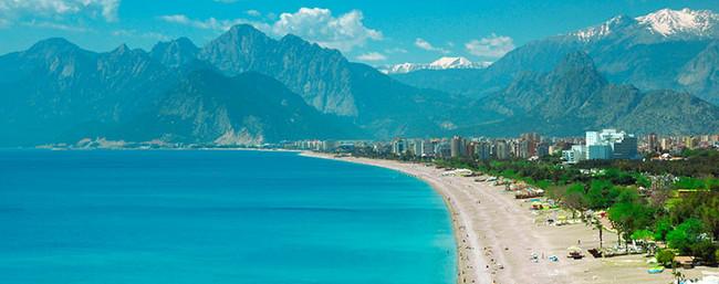 Tygodniowy pobyt w Turcji za 1000 PLN (przelot+hotel+transfer)