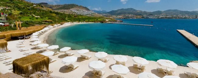 Tygodniowy pobyt w Turcji (Bodrum) za 790 PLN (przelot+hotel+transfer)