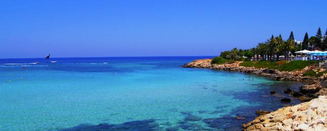 Tydzień na Cyprze z Katowic za 1041 PLN (loty + hotel z dwoma posiłkami)