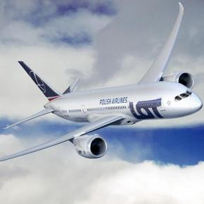 PLL LOT: Na pokładzie Dreamlinera z Katowic do Chicago
