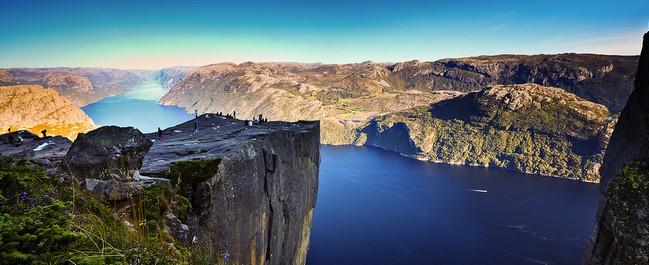 Tanie loty na Fiordy: Stavanger z Katowic od 78 PLN (również na wakacje)