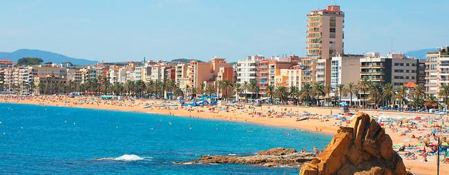 Pamiętniki z wakacji: Lloret del Mar z Katowic na tydzień za 740 PLN