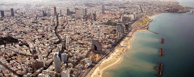 Tanie loty do Izraela. Bilety do Tel Awiwu z Katowic za 228 PLN
