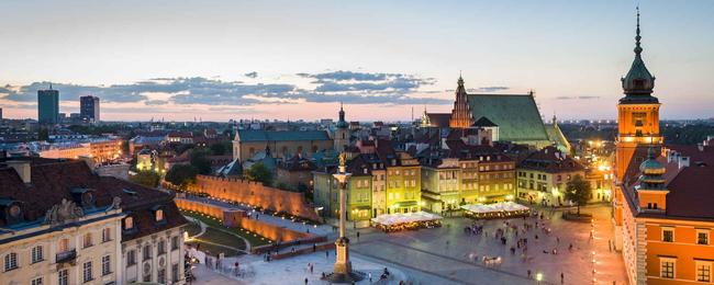 Tanie loty krajowe. Wrocław – Warszawa – Wrocław za 18 PLN