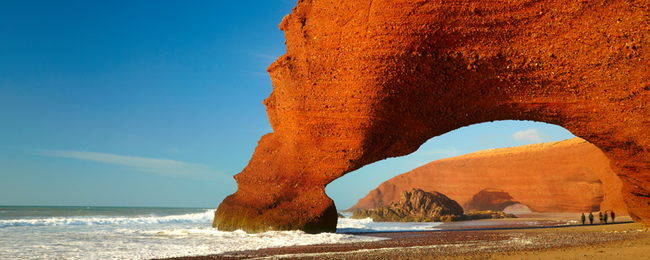 Przelot czarterowy: Maroko (Agadir) z Katowic za 397 PLN