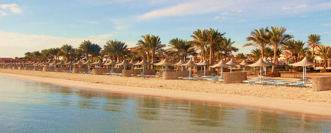Tygodniowy pobyt w Egipcie za 1050 PLN (przelot + hotel all incl.)