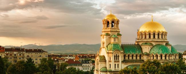 Tanie loty do Sofii z Katowic za 170 PLN