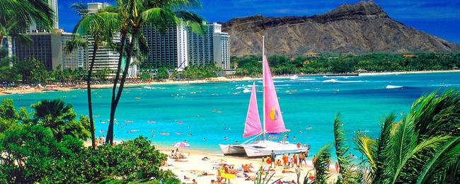 HIT! Tanie loty na Hawaje z Katowic za 1958 PLN