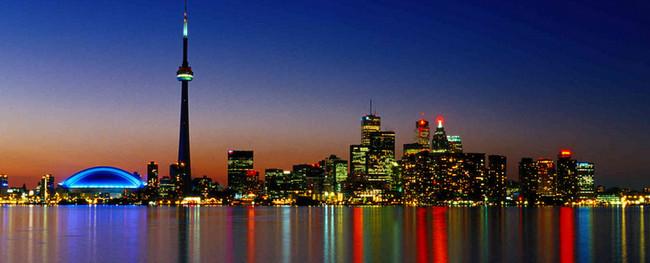 Tanie loty do Toronto z Katowic za 1366 PLN