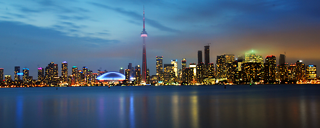 Tanie loty do Toronto z Katowic od 1631 PLN. Także na lato