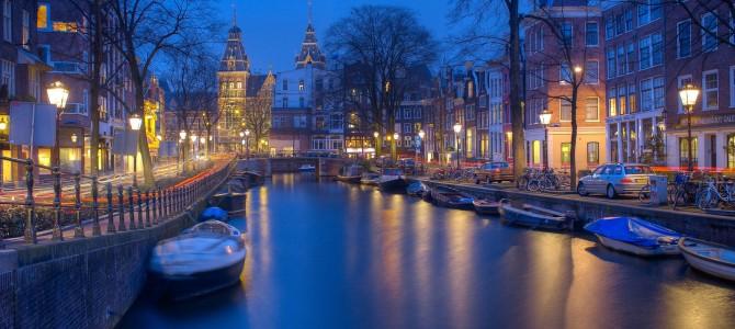 Na mikołajki lub przedłużony weekend w Amsterdamie bezpośrednio z Katowic za 205 zł.