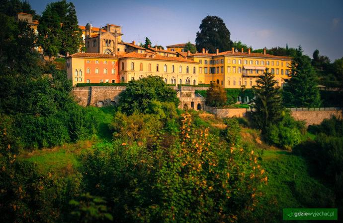 Okołoweekendowe loty do Bergamo już za 78 zł w dwie strony.